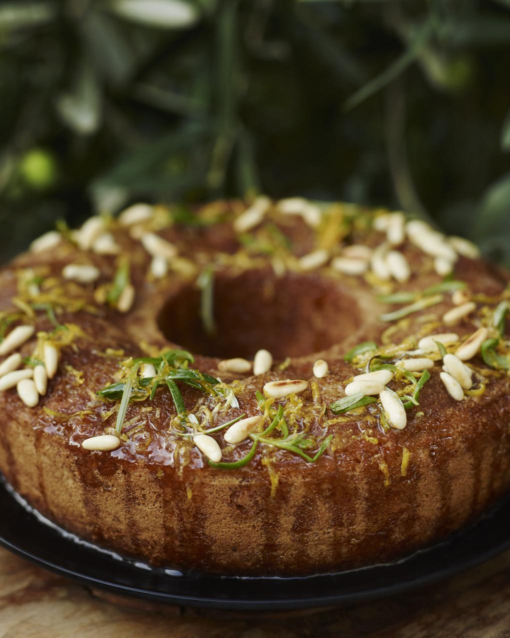 olive oil cake- CF060141