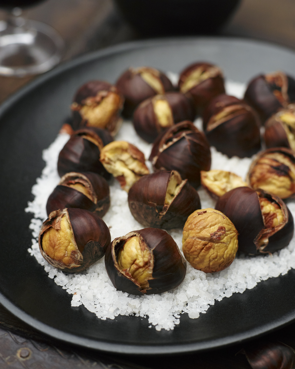roasted chestnuts CF056501